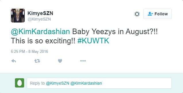 Kim Kardashian khẳng định sẽ phát hành Yeezy size em bé