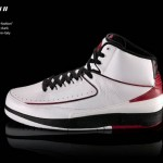Câu chuyện thời kì đầu của giày Nike Air Jordan II