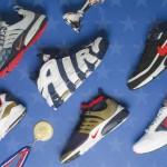 Bộ sưu tập giày Nike Olympic sôi động cùng thế vận hội mùa hè 2016
