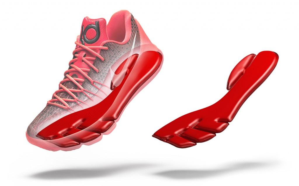 Những mẫu giày hiện đang sử dụng công nghệ Air Zoom