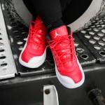 Đón chờ sự ra mắt giày Nike Air Jordan 12 Gym Red