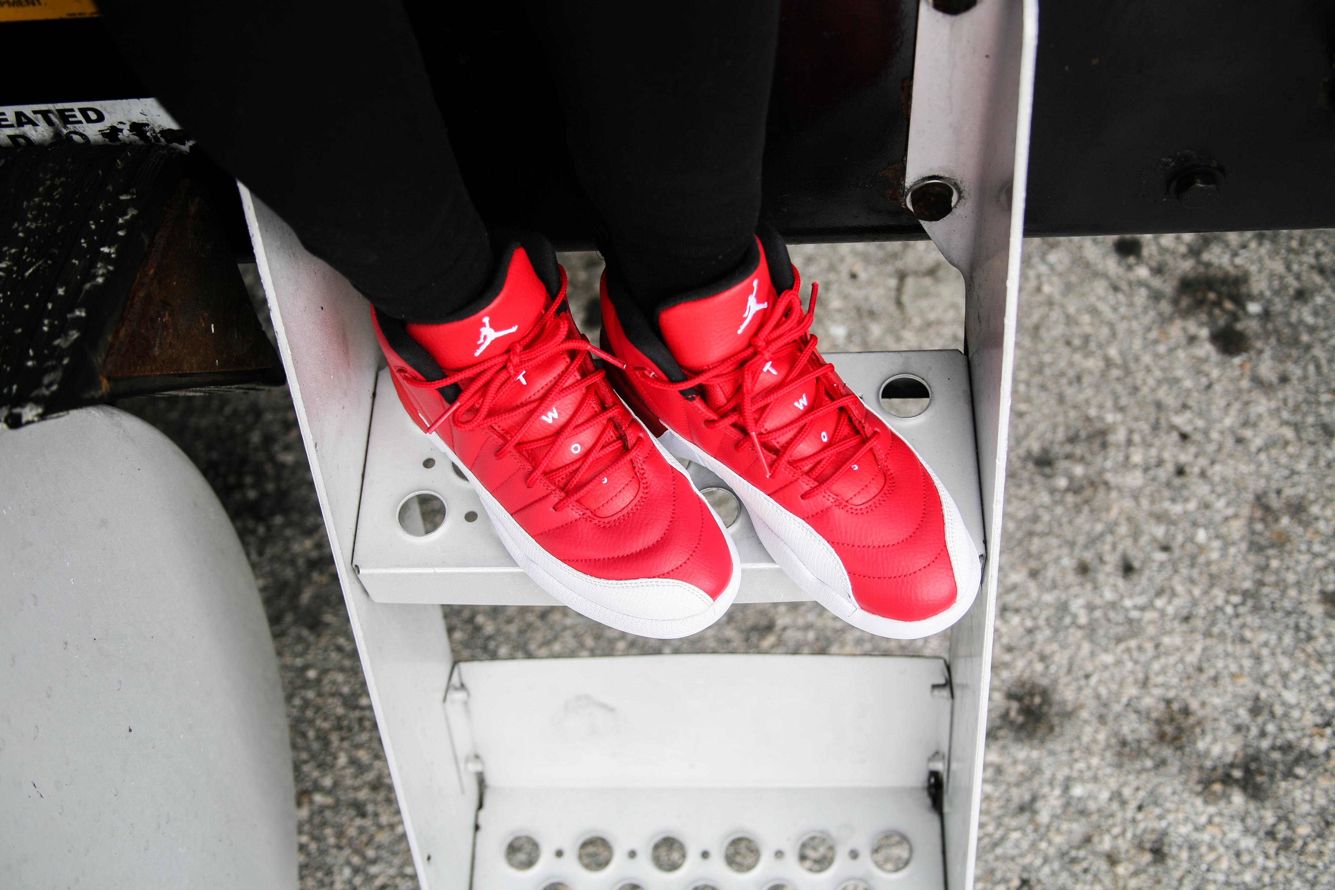 Giày Nike Air Jordan 12