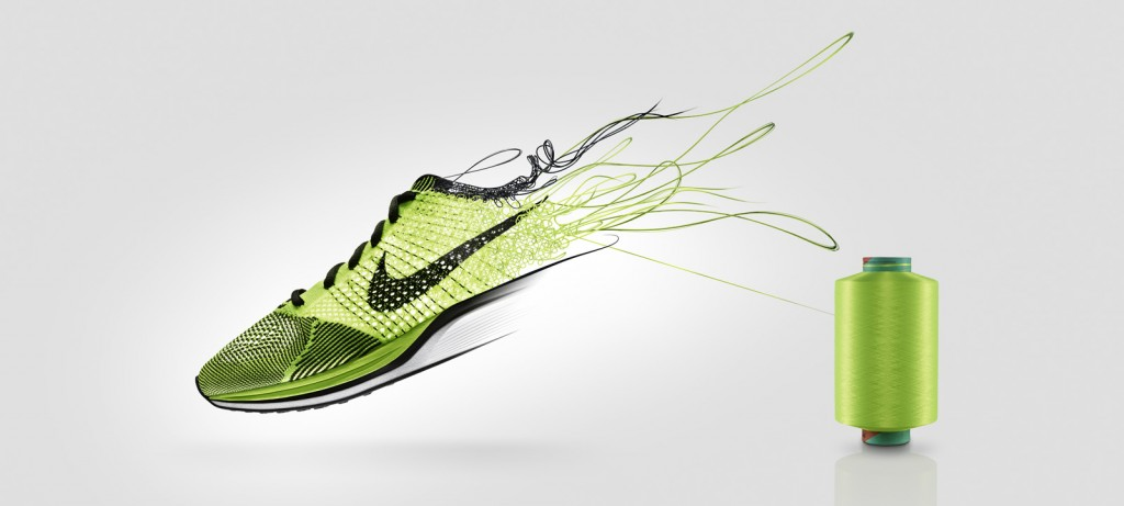 Cong nghe Flyknit