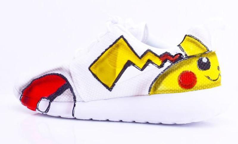 giày Nike Pikachu