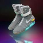 Tính năng siêu Việt của đôi giày Nike Mag phiên bản 'Back To The Future II'