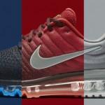 Nike sẽ ra mắt phiên bản giày Nike Air Max 2017