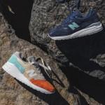 Ronnie Fieg giới thiệu bộ sưu tập giày New Balance 997.5s