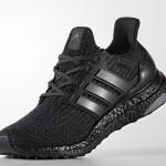 Giày Adidas Ultra Boost 3.0 phiên bản Triple Black ra mắt