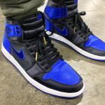 Giày Nike Air Jordan 1 'Royal' Satin có gì thu hút?