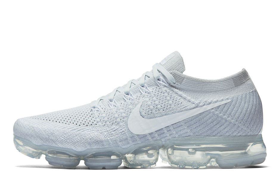 """Giày Nike Vapormax """"Pure Platium"""" – tiết lộ những hình ảnh chính thức."""