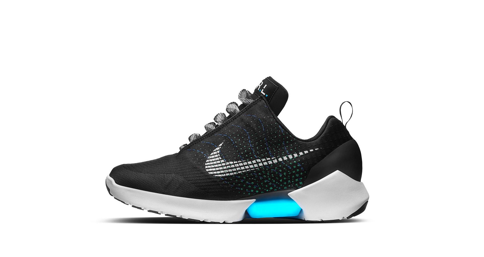 Giày Nike HyperAdapt 1.0 - Chào mừng đến với thế hệ giày của tương lai !