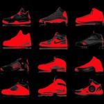 Giày Nike Air Jordan và những cách phối màu tệ nhất