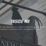 Giày new balance – phía sau một thương hiệu