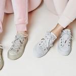 Bộ sưu tập giày Converse màu pastel cực yêu cho bạn gái
