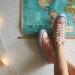 4 cách khử hôi giày Converse hiệu quả sau 1 đêm