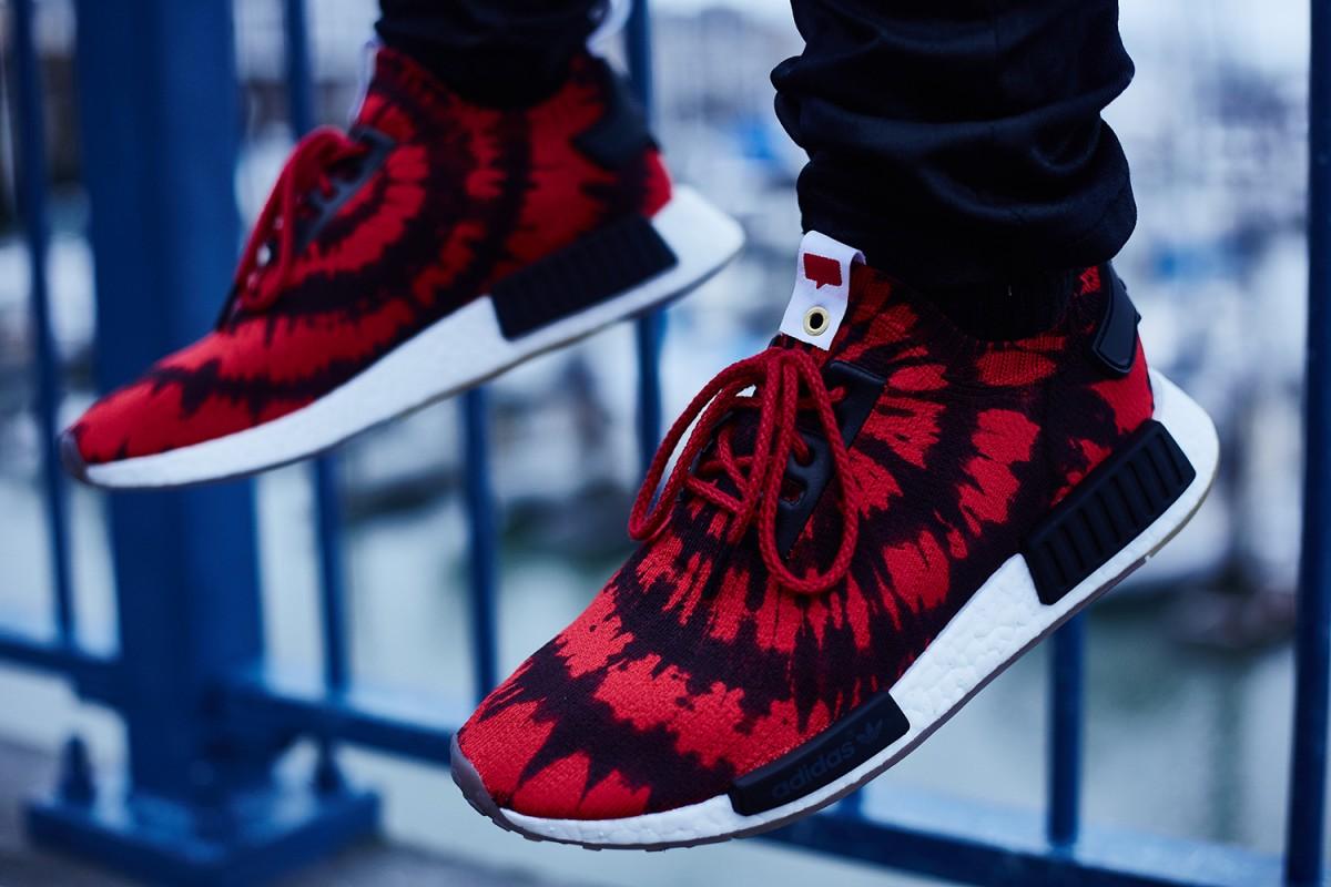 Bật mí lý do nổi tiếng của giày adidas NMD (p2)