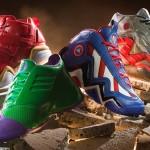 Hãng giày thể thao adidas phải chăng là fan của Avengers?