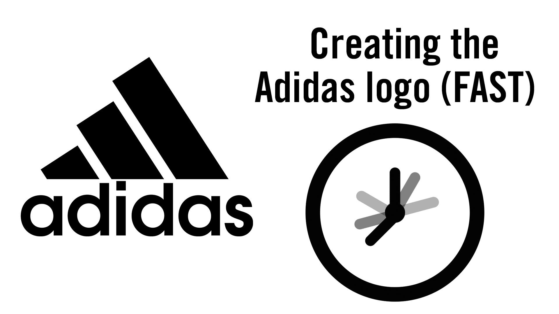 Câu chuyện thú vị đằng sau logo của hãng giày adidas