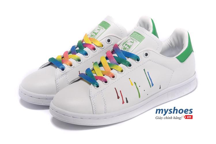 4 tips đơn giản để biến hình cho đôi giày chính hãng adidas Stan Smith
