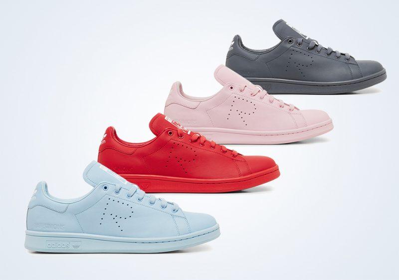 adidas Originals & Raf Simas