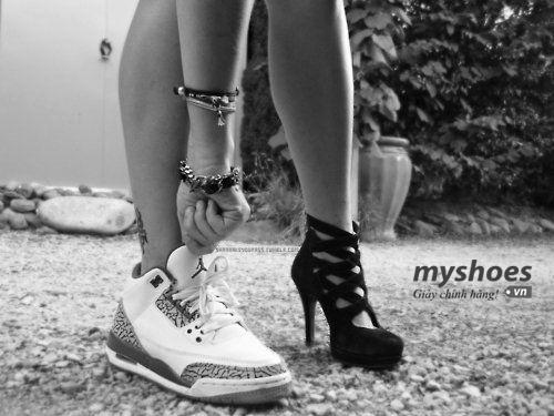 Giày thể thao: Xu hướng thời trang mới của phái đẹp