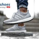 Phong cách thể thao nam tính cùng giày adidas