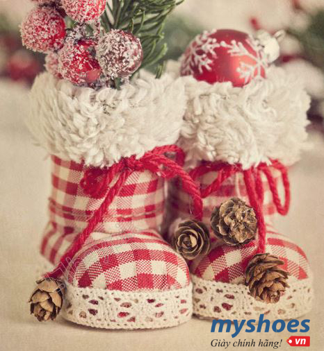 Câu chuyện ấm áp về đôi giày chạy bộ mùa Giáng sinh